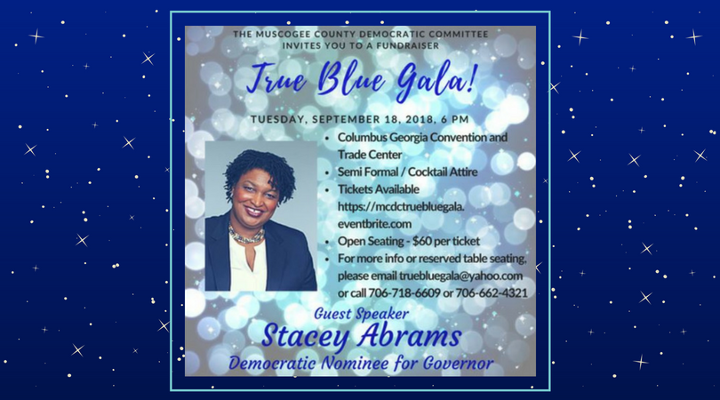 Join Us for Our True Blue Gala!