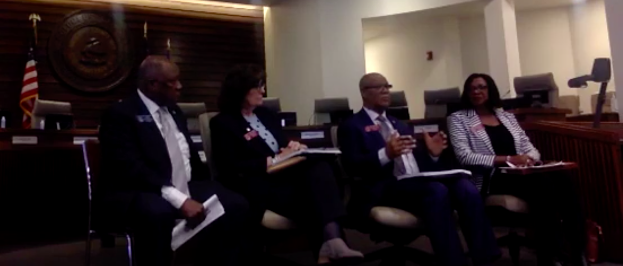 VIDEO: Legislative Town Hall w/ Muscogee Delegation to General Assembly