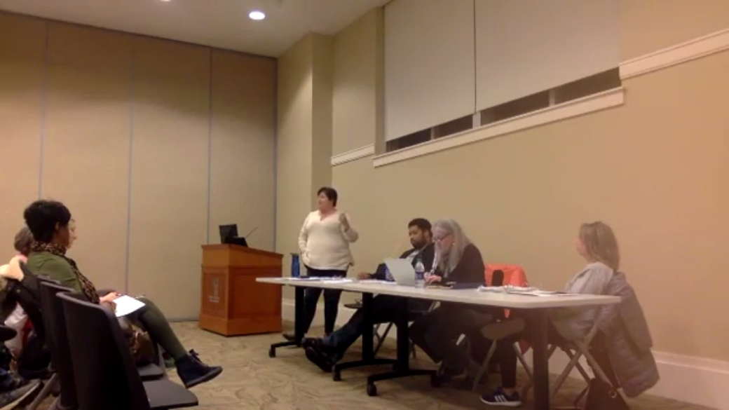 VIDEO: Post Committee Meeting March 5, 2019