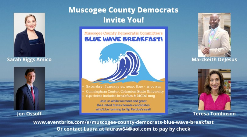 Join Us for Our MCDC True Blue Breakfast on January 25!