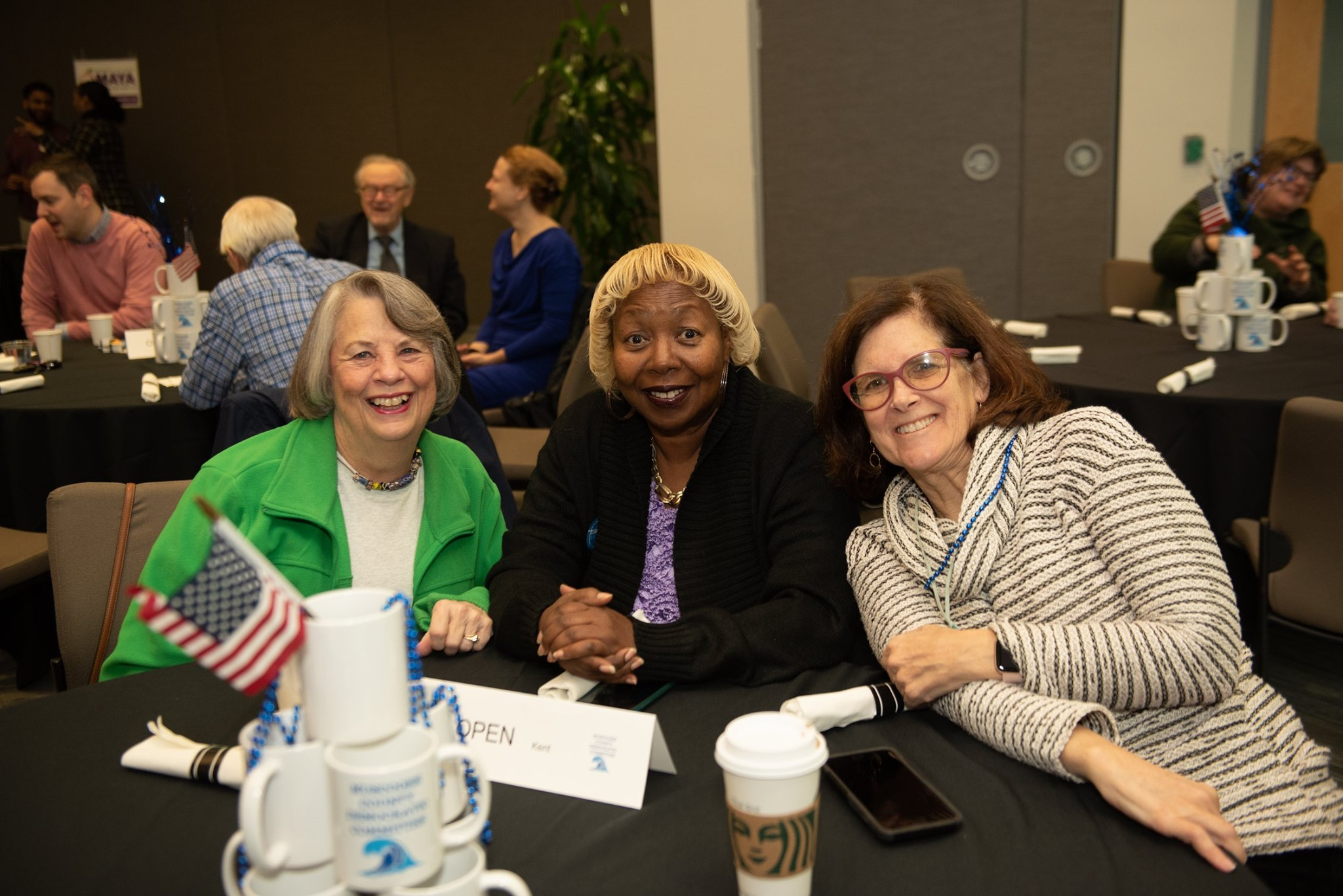 PHOTOS: Blue Wave Breakfast 2020!