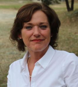 Donna Tompkins, la candidata demócrata al Sheriff por el condado de Muscogee.