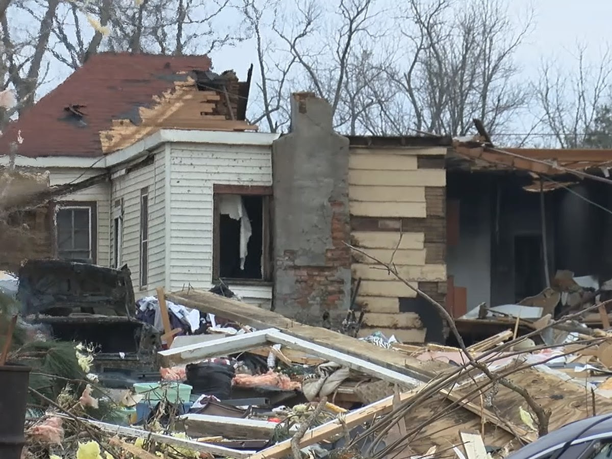 Talbot County Tornado Relief – MCDC in the Community